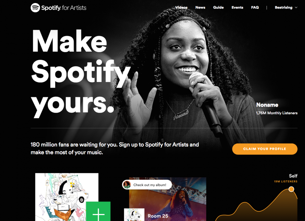 How To Promote Your Music On Spotify