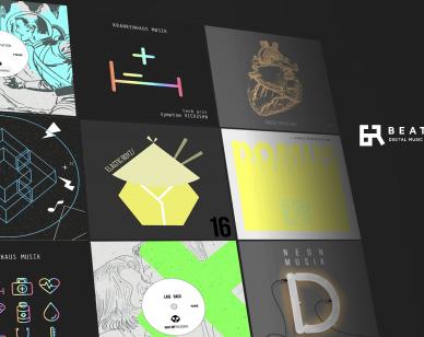Cover artwork can enlighten your digital music distribution - Digital music distribution - Beatrising Distribution