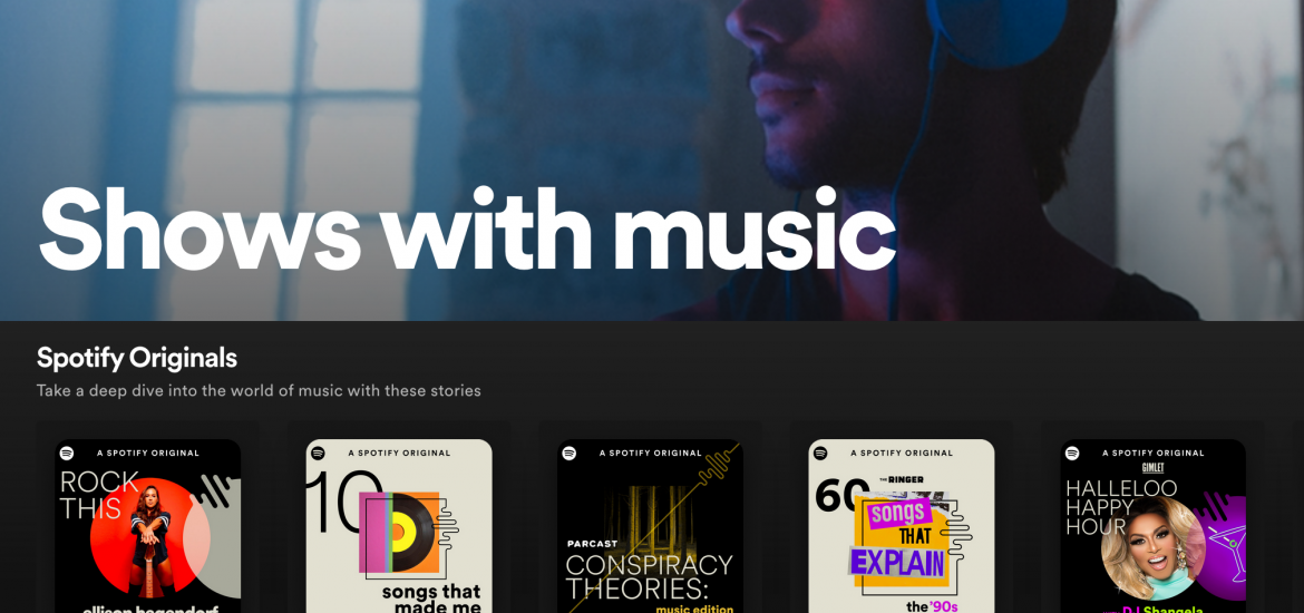 Spotify Shows with Music Connecting with Fans - Beatrising Distribution